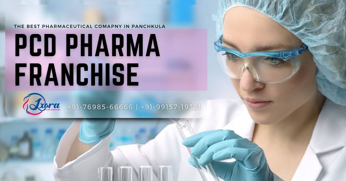 PCD Pharma Franchise in Panchkula